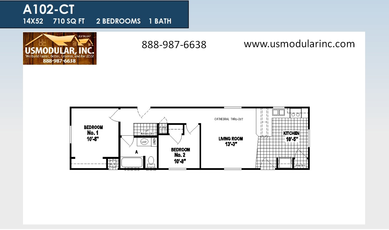 Pre Designed Floor Plans USModular Inc