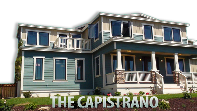 The Capistrano – New Modular Home in Carlsbad, California