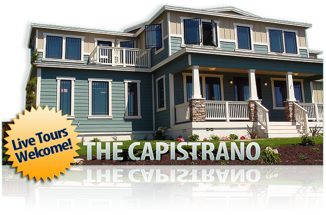 The Capistano - US Modular's Custom Model Modular Home