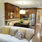 Carlsbad California Modular Home Eco-Friendly LEED Lights