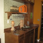 Carlsbad California Modular Home Wine Chiller
