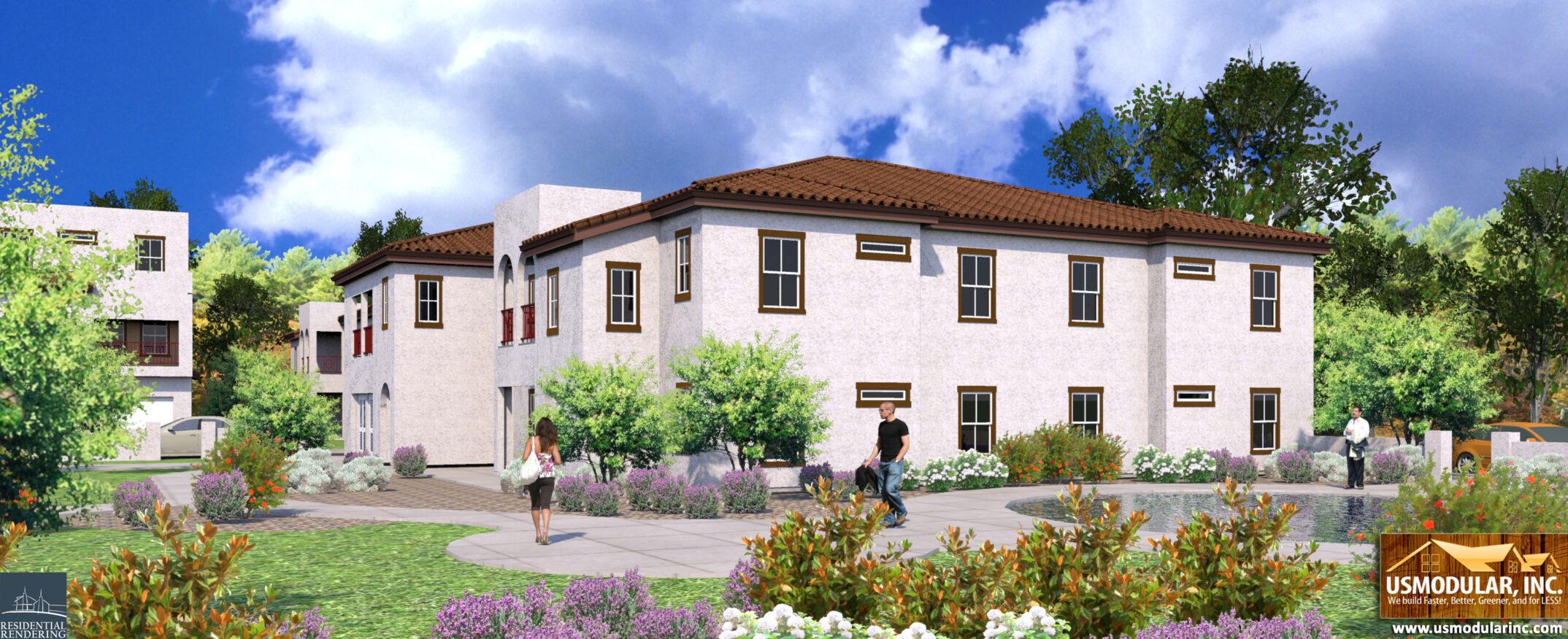 San Bernardino County Favors Modular Construction For Upcoming Affordable Senior Living Project