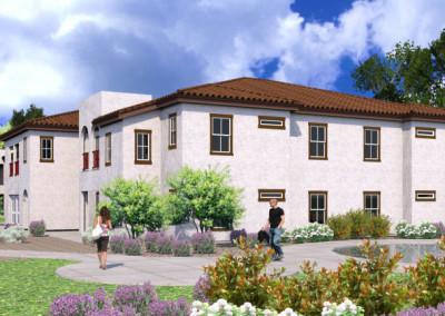 Valencia Grove-Redlands, CA-5 Unit Building