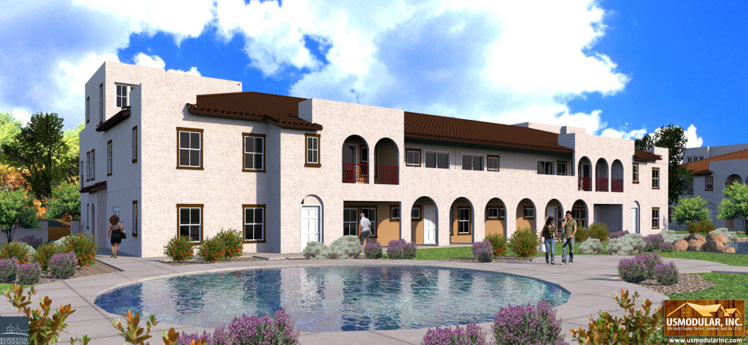 Valencia Grove-Redlands, CA-9 Unit Building