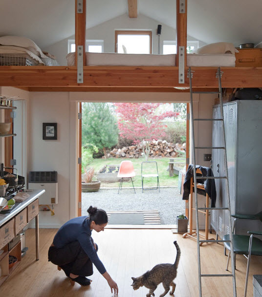 Simplicity is the New Luxury with Tiny Homes