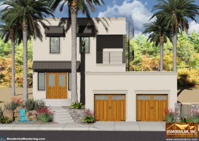 San Diego Modular Home