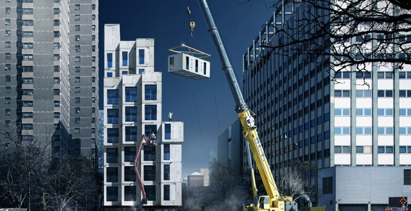 Modular Construction and Small Lot Subdivisions – The Perfect Match