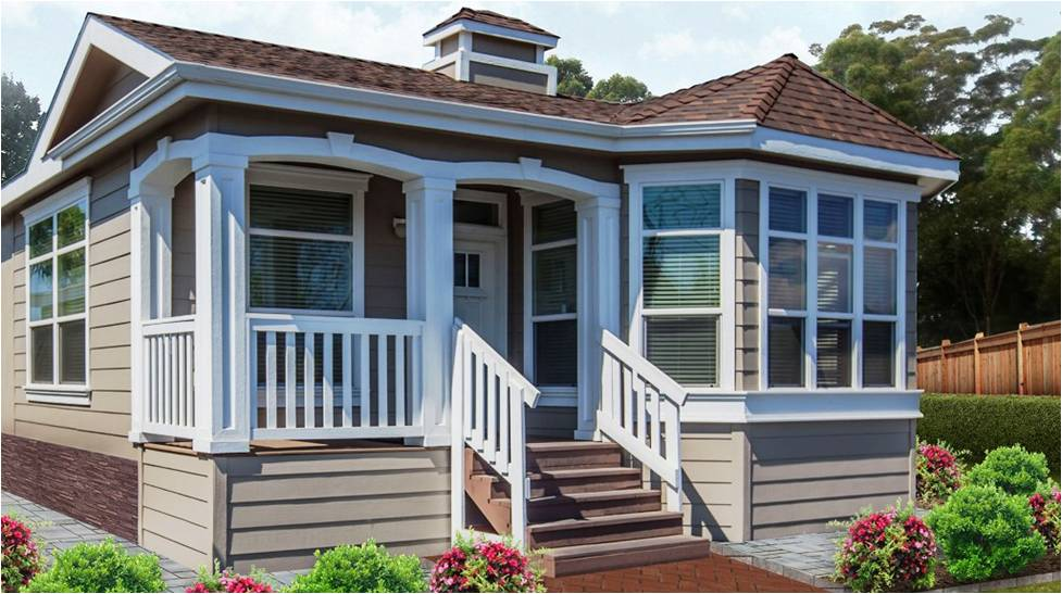 Granny flats are now welcome in california for Prefab granny unit california