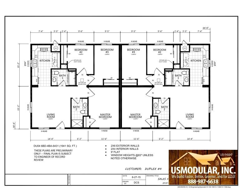 Pre Designed Floor Plans Usmodular Inc Modular Home