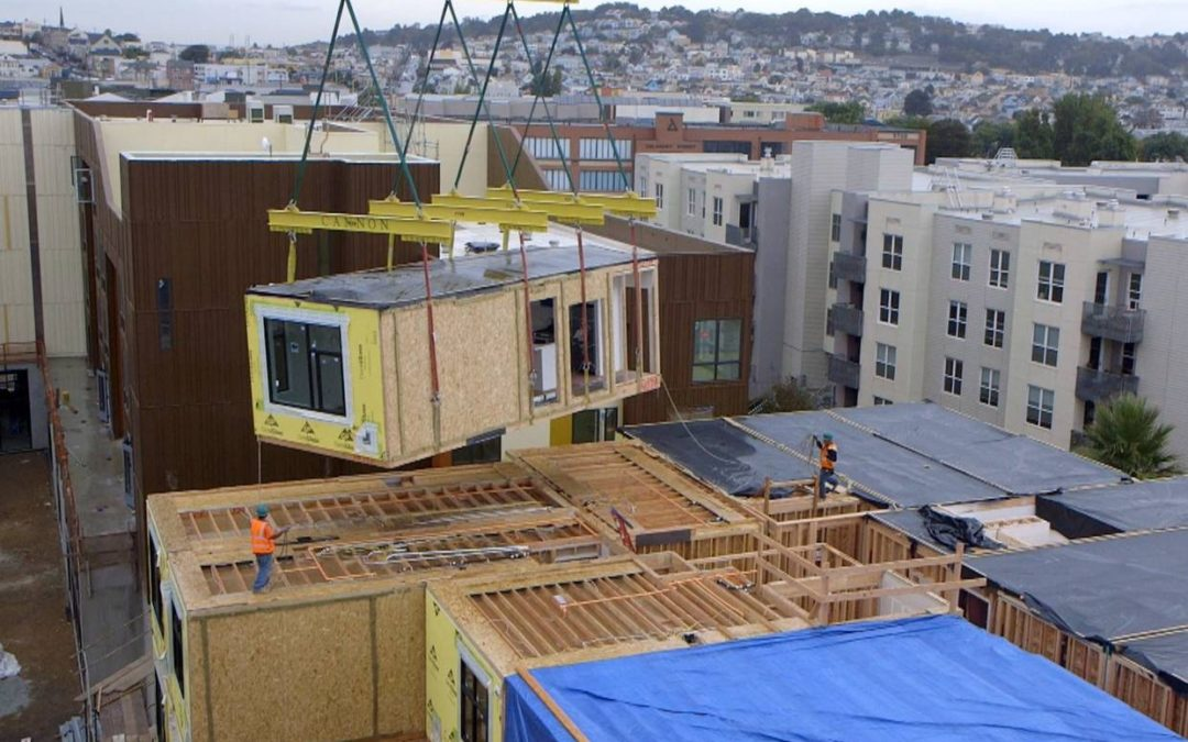 Google Will Buy Modular Homes to Address Housing Crunch