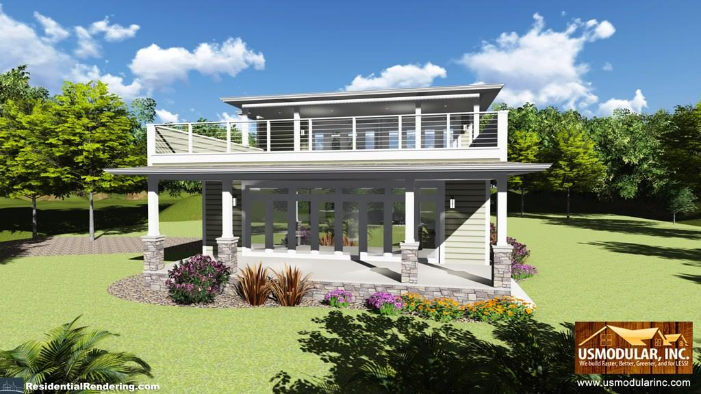 Prefab Homes On The Rise
