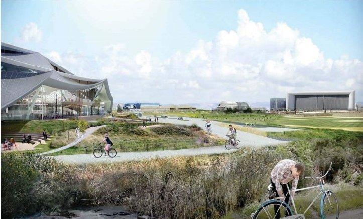 Google's Moffett Field Modular Apartment Plan Hailed as Possible Housing Solution