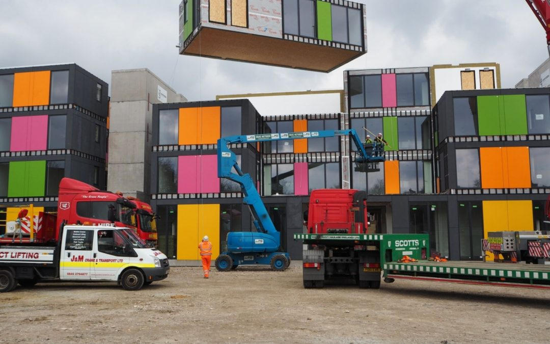 Modular Builder to Open First Factory in UK