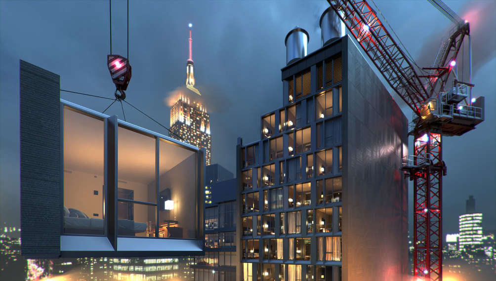 World's Tallest Modular Building Coming to New York City