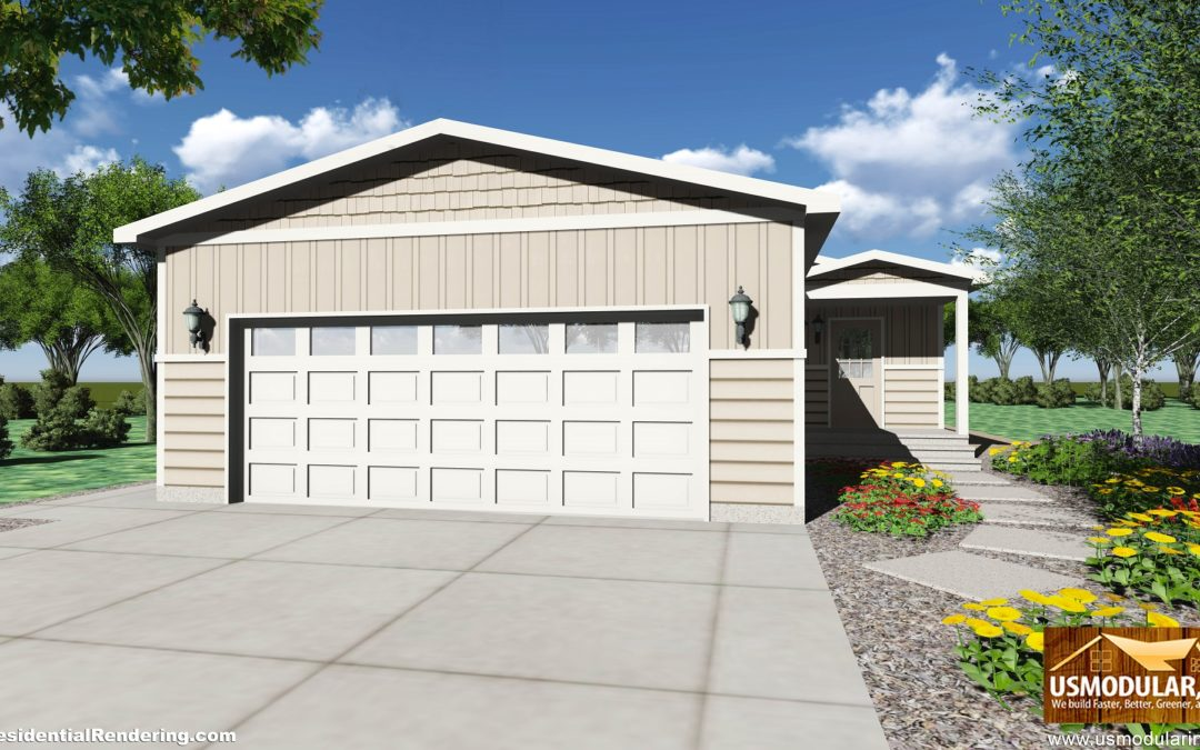 Prefab & Modular Homes Are Gaining in Popularity
