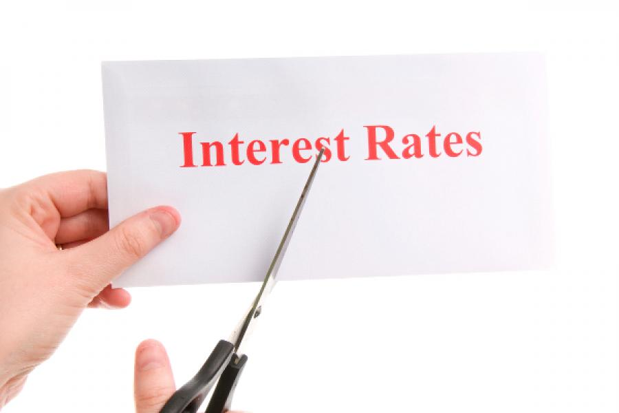 Interest Rates Cut For 1st Time Since 2008