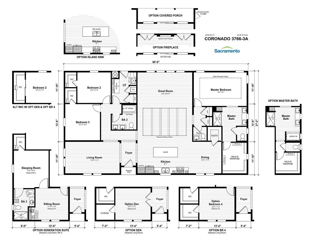 Coronado-3766-3A_Floorplan