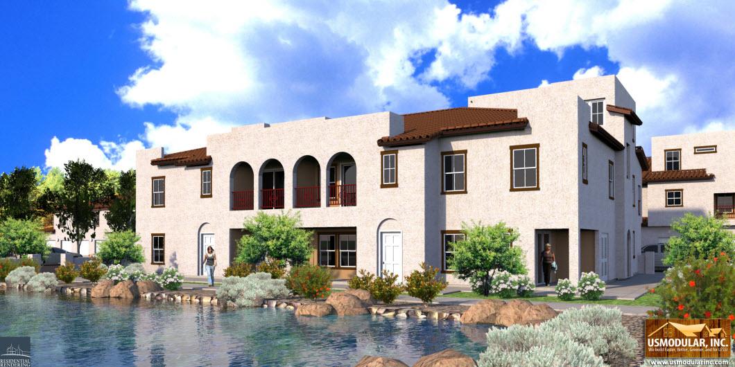 Valencia Grove-Redlands, CA-6 Unit Building