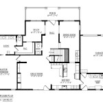 Capistrano Modular Home First Floor