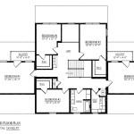 Capistrano Modular Home Second Floor