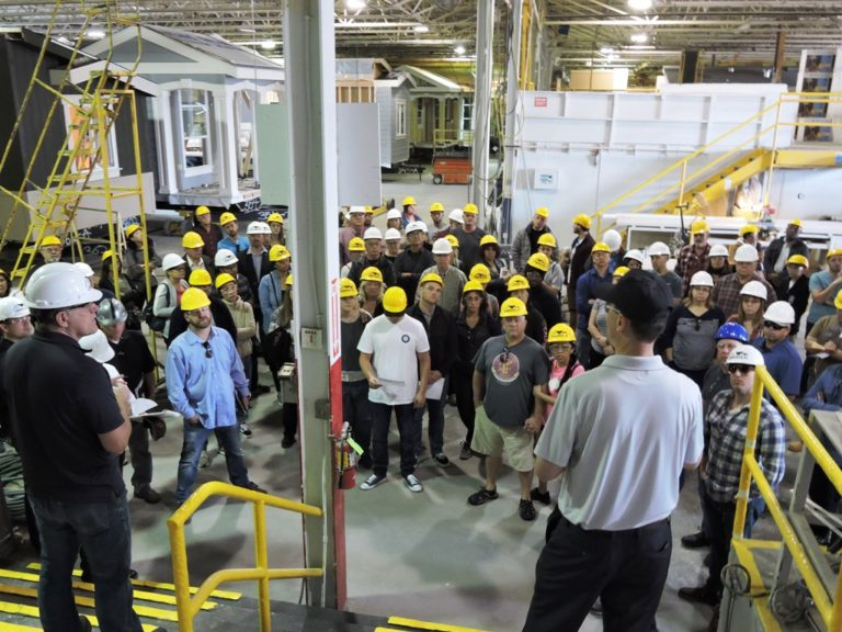 info@usmodularinc.com to schedule a factory tour!